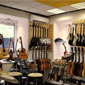 Музыкальные магазины Инсара