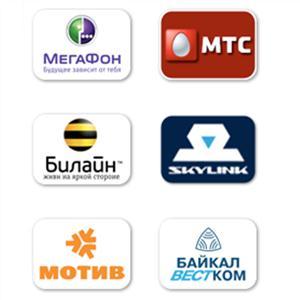 Операторы сотовой связи Инсара