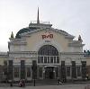 Железнодорожные вокзалы в Инсаре