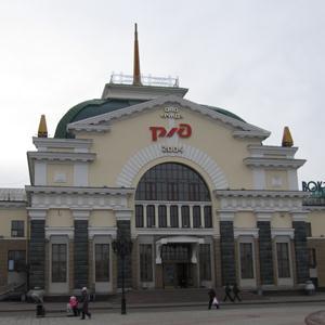 Железнодорожные вокзалы Инсара
